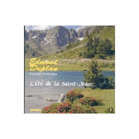 Edmond Duplan - L'été de la Saint-Jean - CD