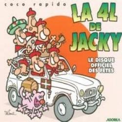 Coco Rapido - La 4L de Jacky - CD