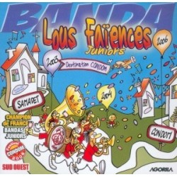 Lous Faïences juniors - Destination Condom - CD