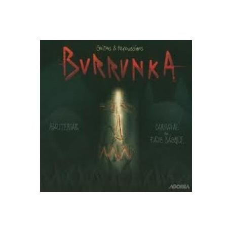 Burrunka - Ihauteriak - CD