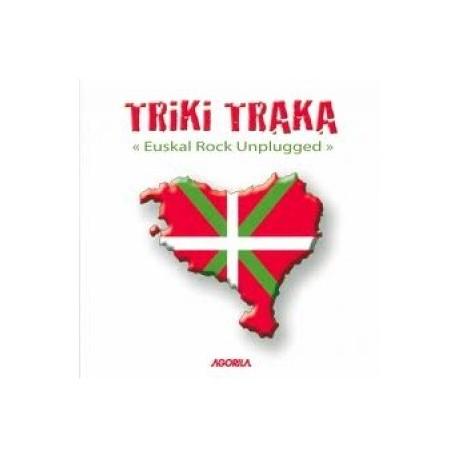 Triki Traka - Euskal Rock Unplugged - CD