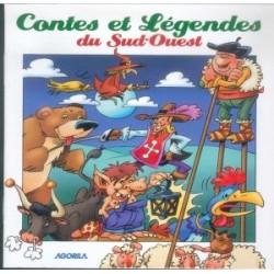 Contes et légendes du Sud Ouest - Histoires et chansons de chez nous - CD