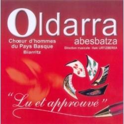 Oldarra - Lu et approuvé - CD