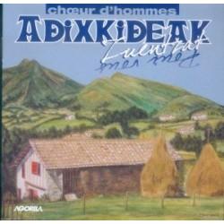 Adixkideak - Zuentzat - CD