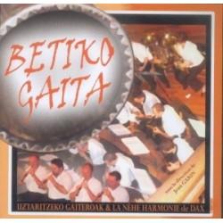 Ustaritzeko Gaiteroak & La Nèhe - Betiko Gaita - CD