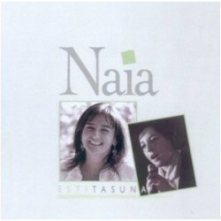 Naia Robles - Estitasuna - CD
