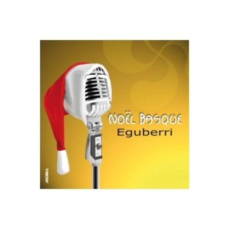 Noel Basque - Eguberri - CD