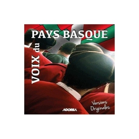 Voix du Pays Basque - CD