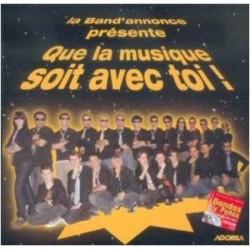 Band'annonce - Que la musique soit avec toi ! - CD
