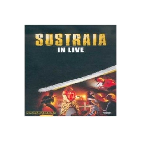 Sustraia - In Live - CD