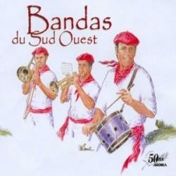 Compilation 50 ans AGORILA - Bandas du Sud Ouest - CD