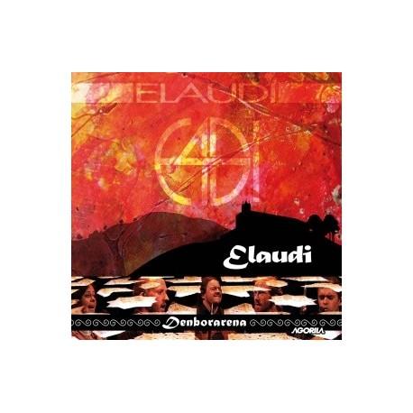 Elaudi - Denborarena - CD