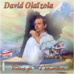 David Olaizola - Viens je t'emmène - CD