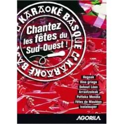 Karaoké Basque - Chantez les fêtes du Sud-Ouest - DVD