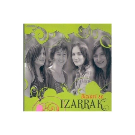 Izarrak - Biziari So - CD