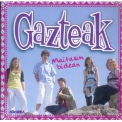 Gazteak - Maitasun Bidean - CD
