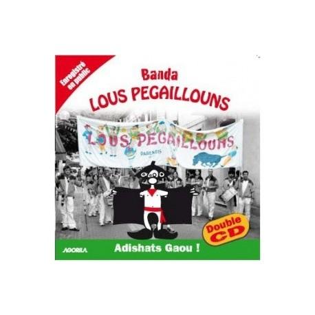 Lous Pegaillouns - Adishats Gaou - CD