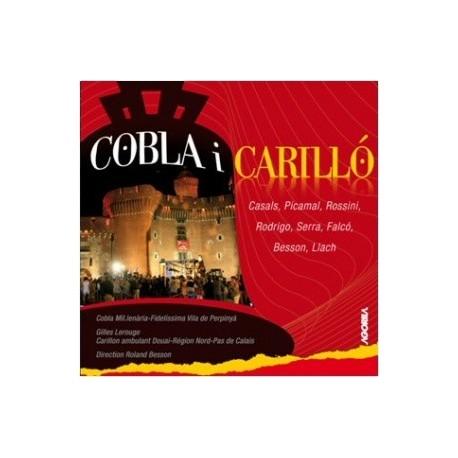Cobla Mil.Lenària - Cobla i Carillo - CD