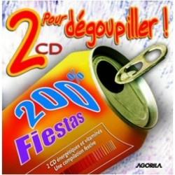 200% Fiestas - 200% Fiestas - CD