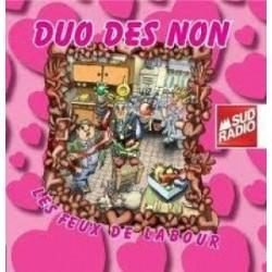 Duo des Non - Les feux de labour - CD