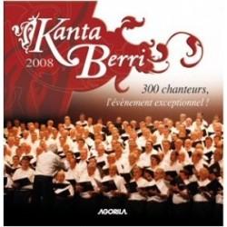 Kanta Berri - Kanta Berri 2008 - CD