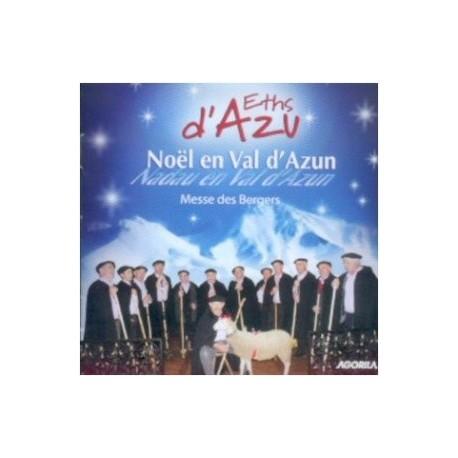 Eths d'Azu - Noël en Val d'Azun - CD