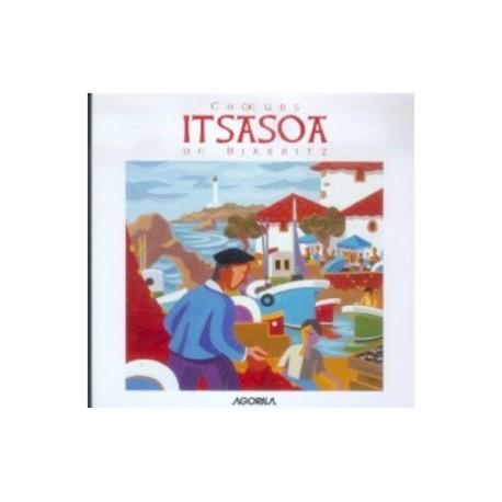 Itsasoa - En concert - CD