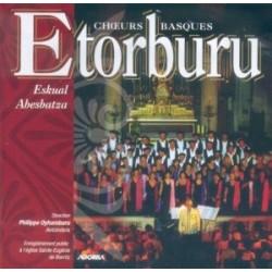 Etorburu - Eskual Abesbatza - CD