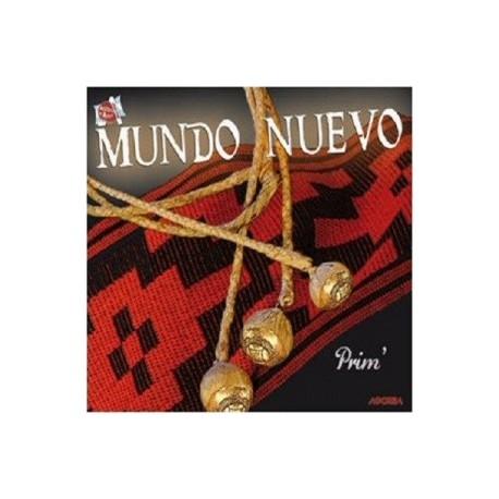 Mundo Nuevo - Prim' - CD