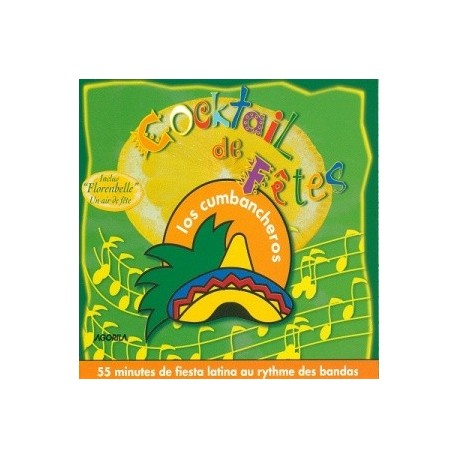Los Cumbancheros - Cocktail de Fêtes - CD