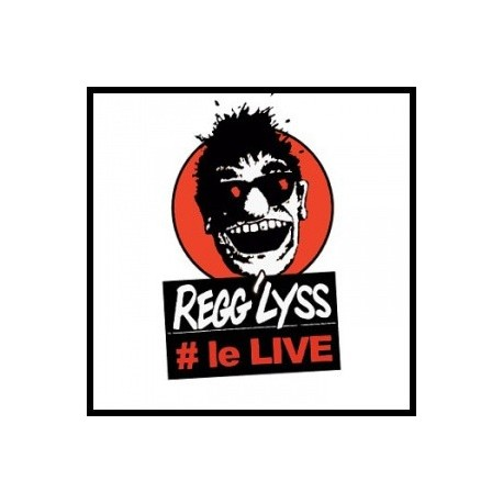 Regg'Lyss - Le Live - CD