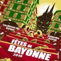 CD Officiel des Fêtes de Bayonne - Fêtes de Bayonne 2010 - CD