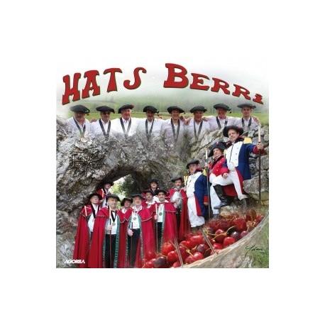 Confrérie de la cerise d'Itxassou - Hats Berri - CD