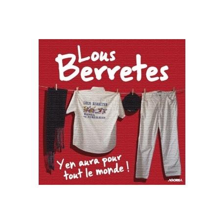 Lous Berretes - Y'en aura pour tout le monde ! - CD