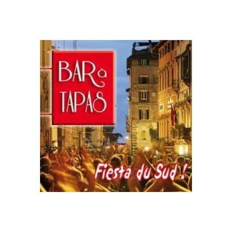 Bar à Tapas - Fiesta du Sud ! - CD