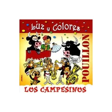 Los Campesinos - Luz y Colores - CD