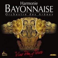 Harmonie Bayonnaise - Vino Pan y Toros - CD