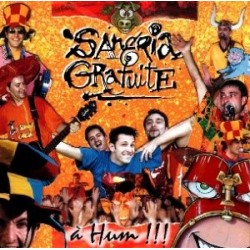 Sangria Gratuite - A Hum - CD