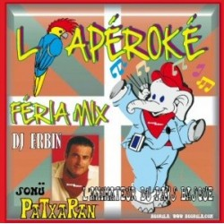 DJ ERBIN - L'Apéroké Féria Mix - CD
