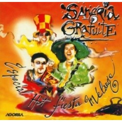 Sangria Gratuite - Especial Hot Fiesta Mélange - CD