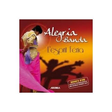 Alegria Banda - L'esprit Féria - CD