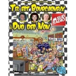Duo des Non - Tel est Bourcagneux - DVD