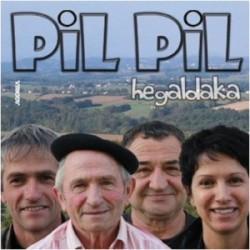Pil Pil - Hegaldaka - CD
