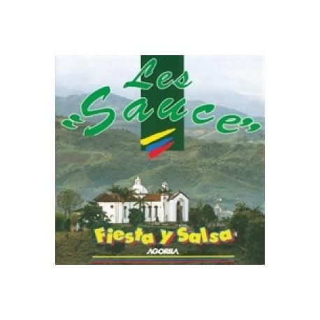 Les Sauce - Fiesta y Salsa - CD