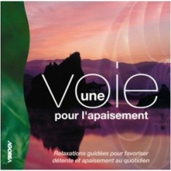 Catherine Darriet Vandamme - Une voie pour l'apaisement - CD
