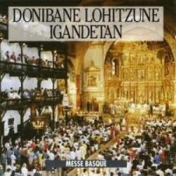 Schola Cantorum Donibane - Donibane Lohitzune Igandetan - CD
