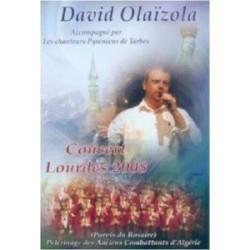 David Olaizola - Concert Lourdes 2008 - DVD