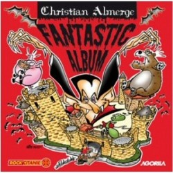 Christian Almerge - Fantastic Album - CD