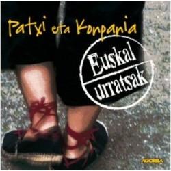 Patxi eta Konpania - Euskal Urratsak - CD