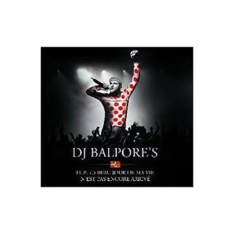 DJ Balpores - Le plus beau jour de ma vie... - CD